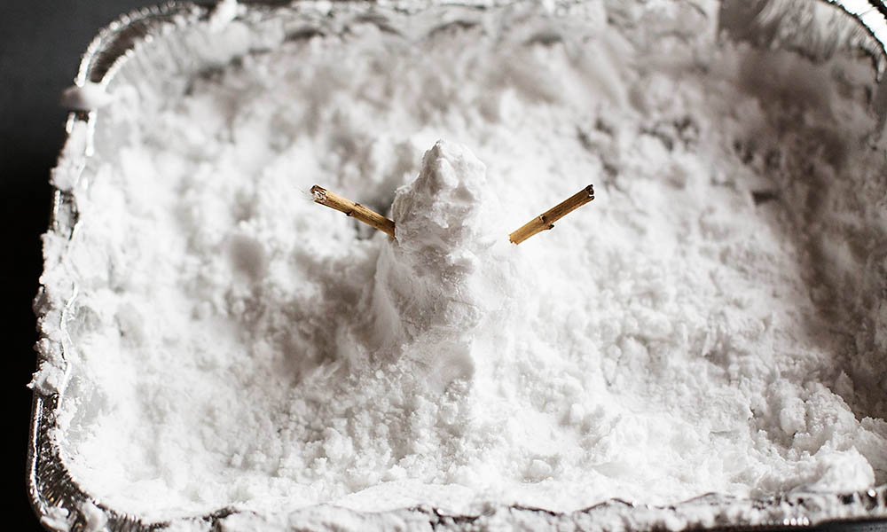 Winter science experiments, Winter Science Experiments for Homeschoolers: Making Snow