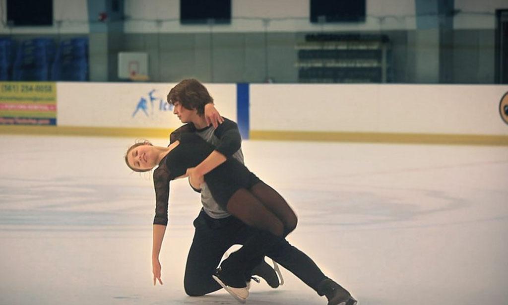 Hannah Cook Ice Dancing