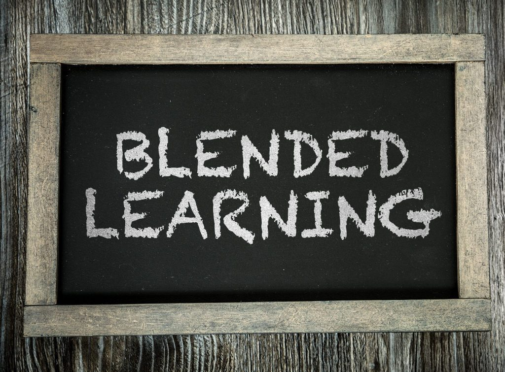 blended learning, Elementary Blended Learning Without Boundaries from the Beginning