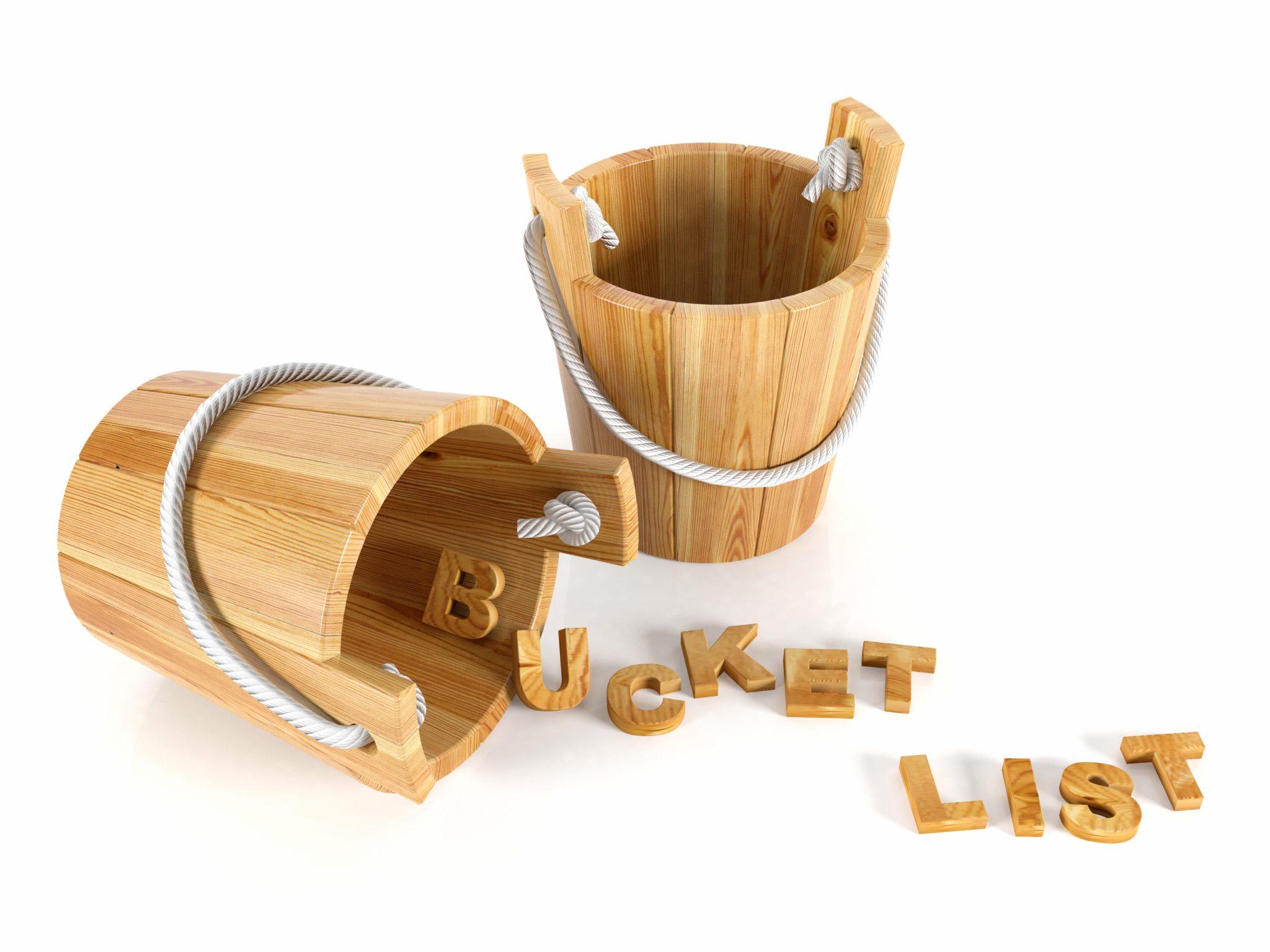 summer bucket list