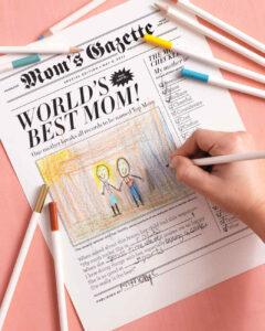 Mother's Day craft ideas, Mother's Day Craft Ideas