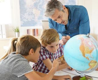 Homeschooling, Home Slider