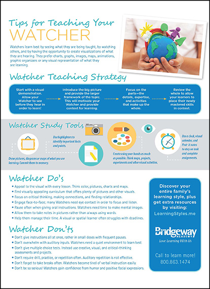 Tips for Teaching Your Learner