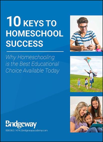 , 10 Keys to Homeschool Success