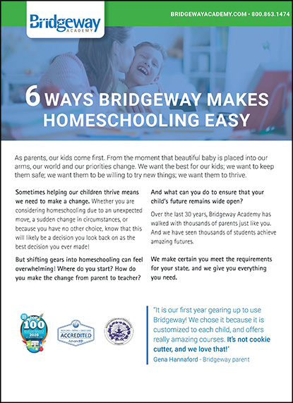 , Homeschooling Made Easy with Bridgeway