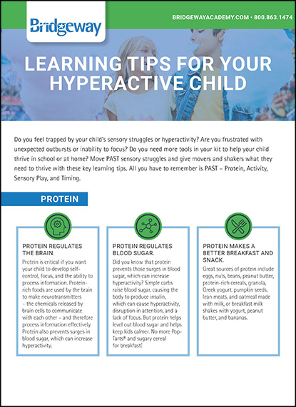 learning tips for your hyperactive child, Learning Tips for Your Hyperactive Child