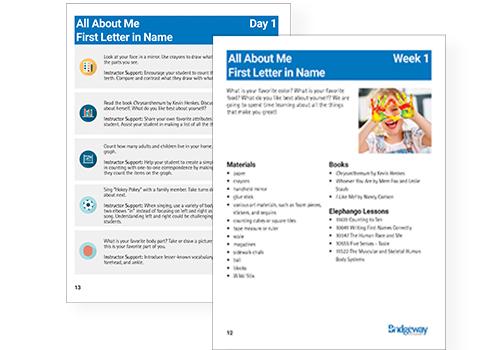 Preschool Homeschool Kit, Pre-K Kit – Enroll